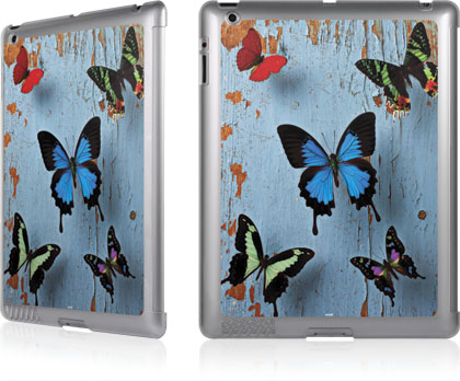 SKINIT Butterfly - Trio of Bright Butterflies - iPad 2nd & 3rd Gen - LeNu Case at Sears.com