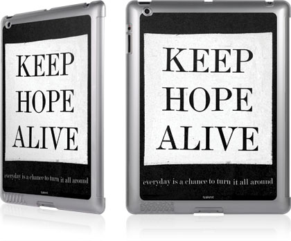 SKINIT Made For Good - Hope - iPad 2nd & 3rd Gen - LeNu Case at Sears.com