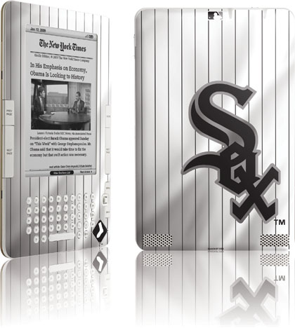 SKINIT MLB - Chicago White Sox - Chicago White Sox Home Jersey - Amazon Kindle 2 - Skinit Skin at Sears.com