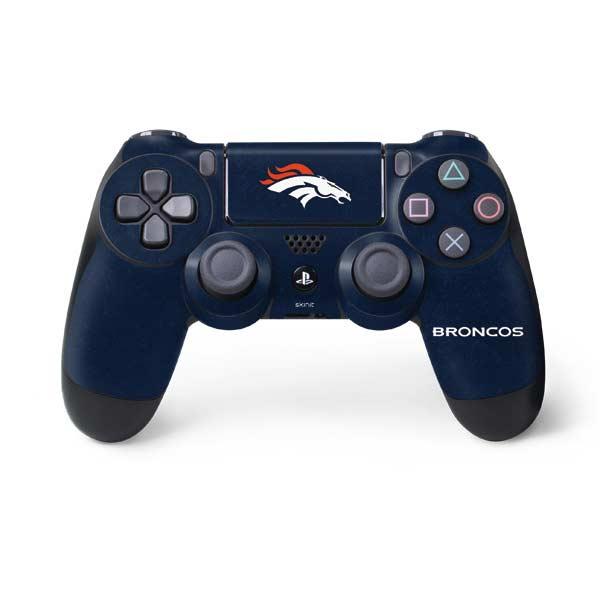Denver Broncos Distressed Sony Playstation 4 Ps4